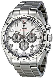 Omega Men's 321.10.44.50.02.001 Silver Dial Speedmaster Watch