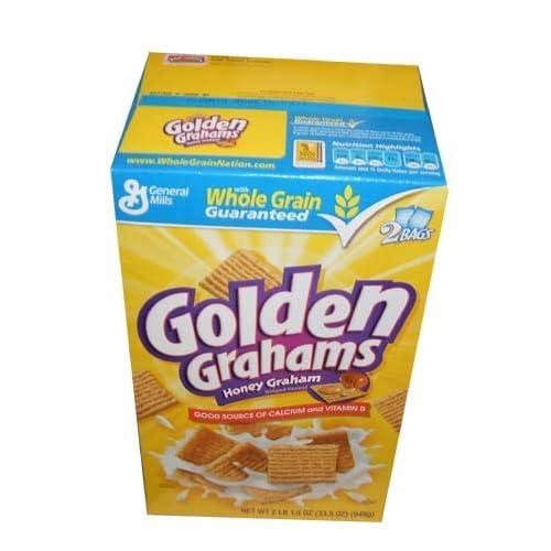 General Mills Golden Grahams Honey Graham Cereal 33.5