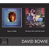 Space Oddity / The Man Who Sold the World (Coffret 2 CD)par David Bowie