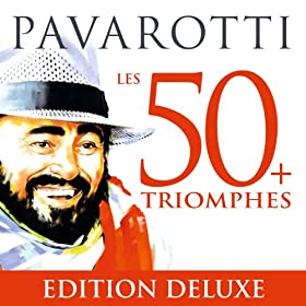 Pavarotti Les 50 Triomphes [+digital booklet]