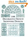 1100 Decorative French Ironwork Desig...