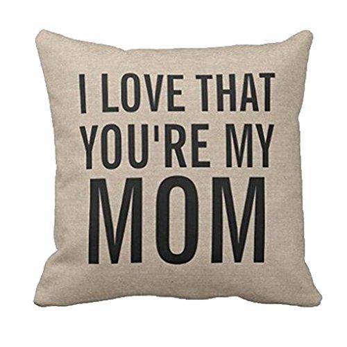 Sunnywill Pillow Case Sofa Taille Throw Kissen Cover Home Decor