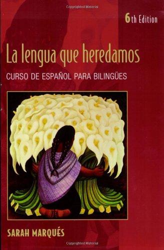 La lengua que heredamos (La Lengua Que Heredamos/Language...