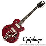Epiphone エピフォン セミアコギター Wildkat Limited Edition Wine Red