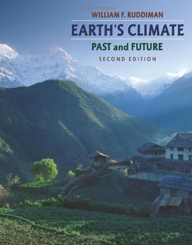 Earth's Climate: Past and Future