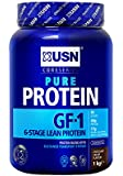 USN Pure Protein GF1 Growth and Repair Protein Shake, Chocolate - 1000 g