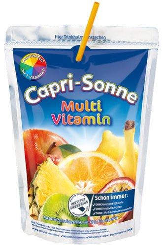 Capri Sonne Multivitamin, ohne