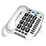 Geemarc CL100 Loud big button corded telephoneby Geemarc