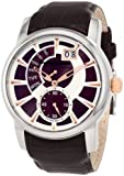 Tommy Bahama Swiss Men's TB1194 Caicos Classic Round Field Case Signature Map Watch