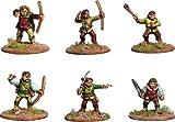 Halflings, Militia Fantasy Warriors, Warhammer