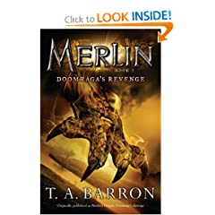 Doomraga's Revenge: Book 7 (Merlin) by T. A. Barron