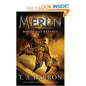 Doomraga's Revenge: Book 7 (Merlin) by Thomas A. Barron