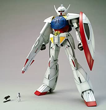 MG 1/100 WD-M01 ターンエーガンダム (∀ガンダム)