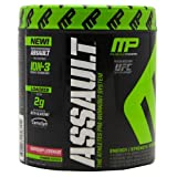Muscle Pharm Assault Raspberry Lemonade 435g (1 LB)