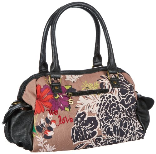 Desigual Women Bols_Bando Winter Flowers Cross-Body Bags