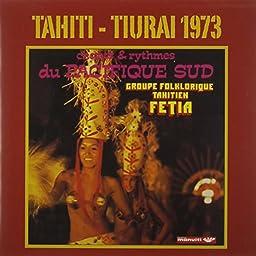 Tahiti-Turai 1973