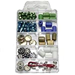 Beadsnfashion Jewellery Making Acrylic Glass Beads DIY Kit