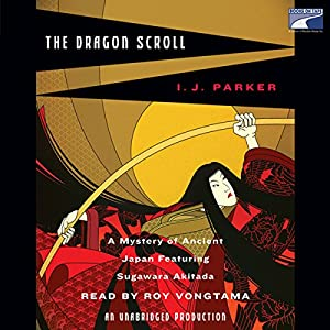 The Dragon Scroll Audiobook