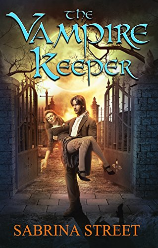 The Vampire Keeper cover