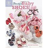 Beautiful Baby Shoes (Annie's Attic) ~ Lisa van Klaveren