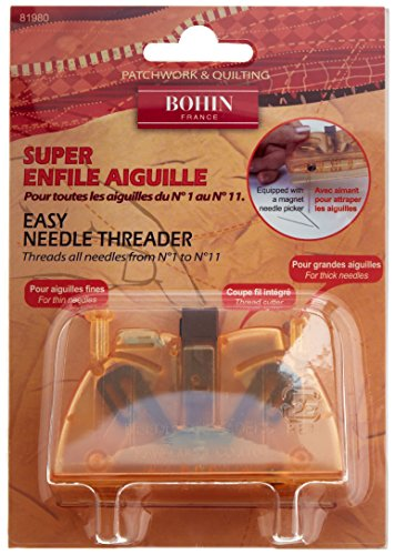 Big Save! Bohin Super Automatic Needle Threader
