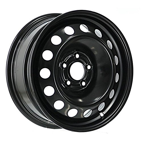 CERCHI-IN-FERRO-KFZ-ALCAR-AC8887-FIAT-500X-Renegade-65x16-5X110-65-ET40-Colore-Black-Nero-Omol-ECE