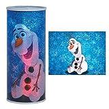Westland Giftware Disney Frozen Olaf Cylindrical Nightlight