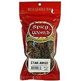 Spicy World Star Anise Seeds (Badayan) 7oz