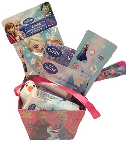 Disney Frozen Princess Elsa & Anna Gift Box (11 items)