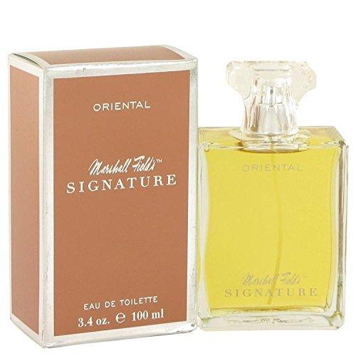 marshall-fields-signature-oriental-perfume-by-marshall-fields-34-oz-eau-de-toilette-spray-scratched-