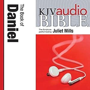 King James Version Audio Bible: The Book of Daniel Audiobook