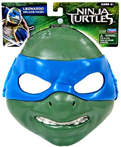 Teenage Mutant Ninja Turtles TMNT 2014 Deluxe Mask Leonardo