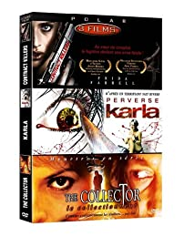 Polar N° 2 - Coffret 3 Films : Contract Killers + Perverse Karla + The Collector