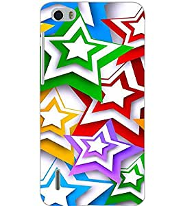 HUAWEI HONOR 6 STARS Back Cover by PRINTSWAG