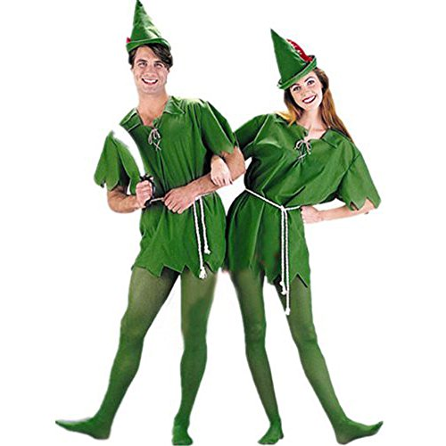 Halloween Peter Pan Costume Cosplay