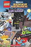 Lego DC Super Heroes: Last Laugh! (Lego Dc Superheroes Comic Readers)