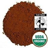 Cocoa Powder, Dutch-process Certified Organic, Fair Trade Certified, 16-Ounce Bag