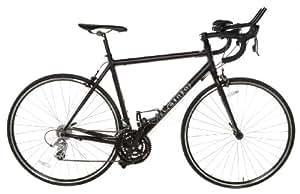 Black 58cm Vilano FORZA Triathlon TRI Bike - Shimano STI