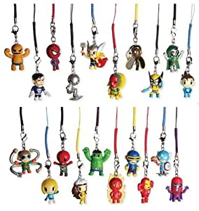 Amazon.com: Tokidoki Marvel Frenzie Blind Box (1 random figure): Toys