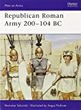 Republican Roman Army 200-104 BC