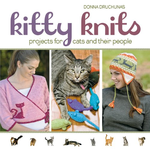 Kitty Knits: Projects For Cats And Their People front-184744