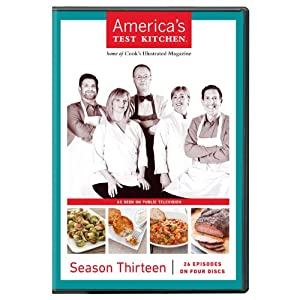 America's Test Kitchen: Season 13