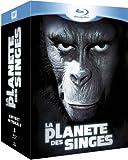echange, troc La Planète des singes - L'intégrale - Coffret 5 Blu-ray [Blu-ray]