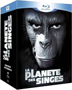 La Planète des singes - L'intégrale - Coffret 5 Blu-ray