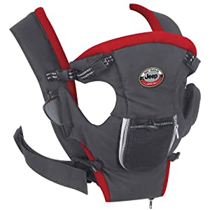 Jeep 2-in-1 Baby Carrier