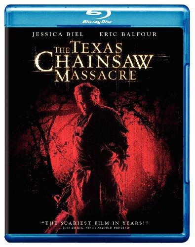 The Texas Chainsaw Massacre (2003) [Blu-ray]