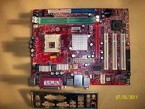 MSI PM8M-VH MS-7104 VER:3.0 MOTHERBOARD SOCKET 478