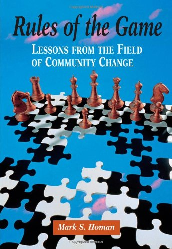 Rules of the Game: Lessons from the Field of Community...