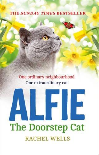 Alfie the Doorstep Cat, by Rachel Wells