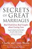 img - for Secrets of Great Marriages: Real Truth from Real Couples about Lasting Love book / textbook / text book